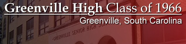 GreenvilleHigh1966.com